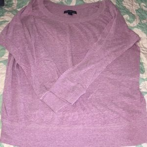 Super Comfy , wide neck T-shirt